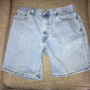Levi's Men's 550 Jean Shorts Size 36""